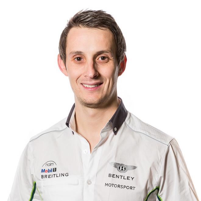 賓利汽車賽事部門簽約車手Oliver Jarvis (1)
