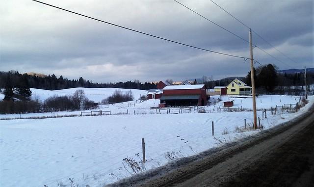 Vermont cabin rentals - vermont farm