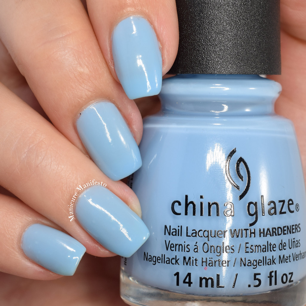 China Glaze Don't Be Shallow Review