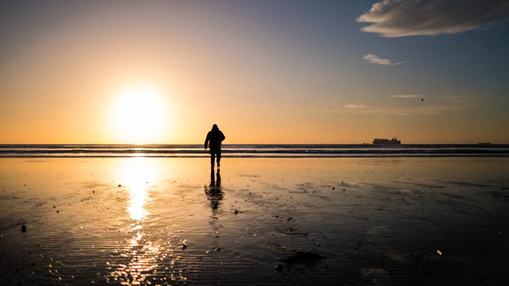 after the sunrise dublin ireland color street photogr flickr