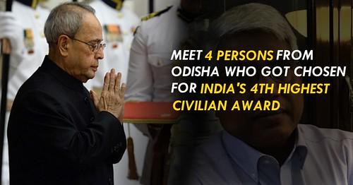 Padma Shri, Odisha Breaks Last Year Record In Receiving India's 4th Highest Civilian Award 'Padma Shri'