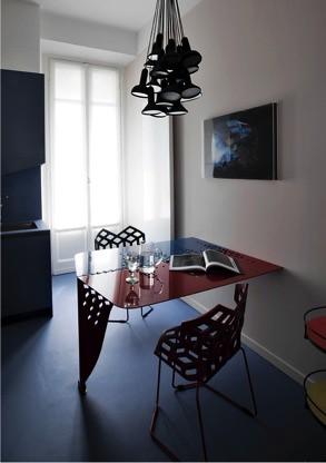 altreforme | Doria residence | custom table