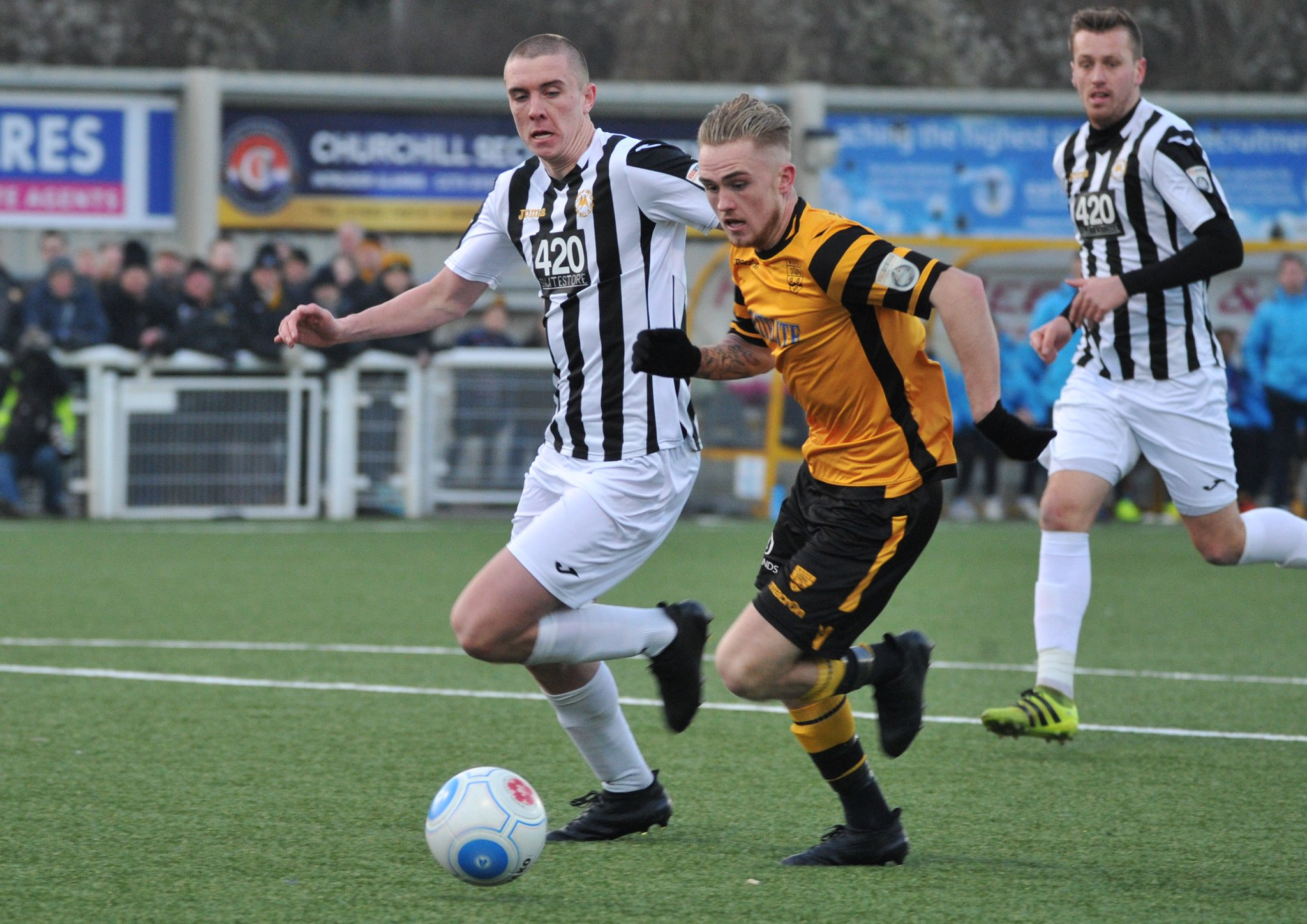 Maidstone United v Torquay United 356