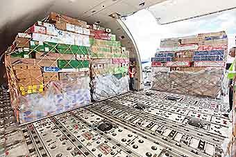 LATAM Cargo carga flores 2017 (LATAM)