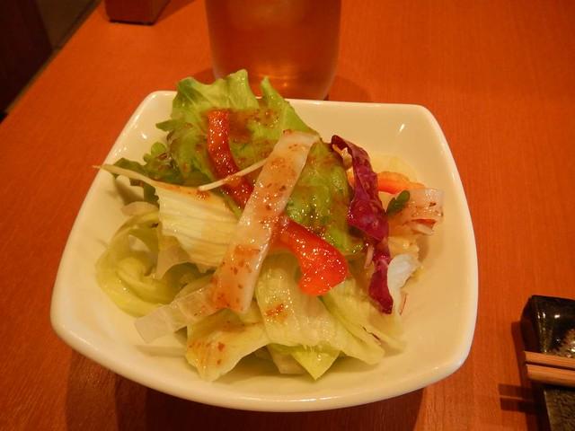 楽のサラダ