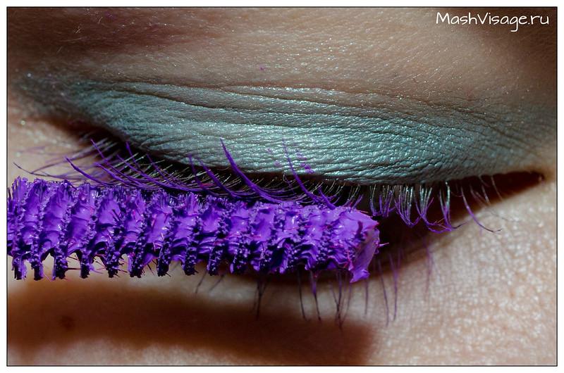 фиолетовая тушь lumene отзывы