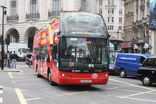 The Original Sightseeing Tour VLY609 EU09DVW