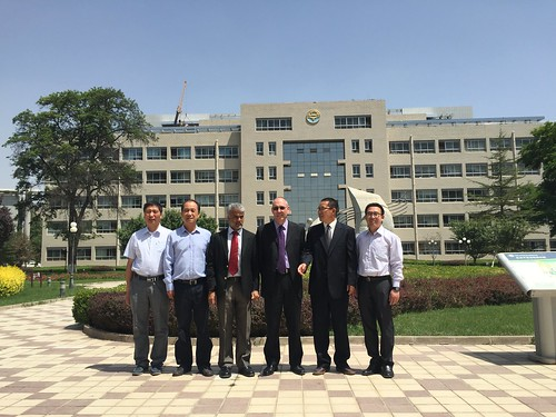 ILRI and partners from the Lanzhou Veterinary Research Institute and CAAS