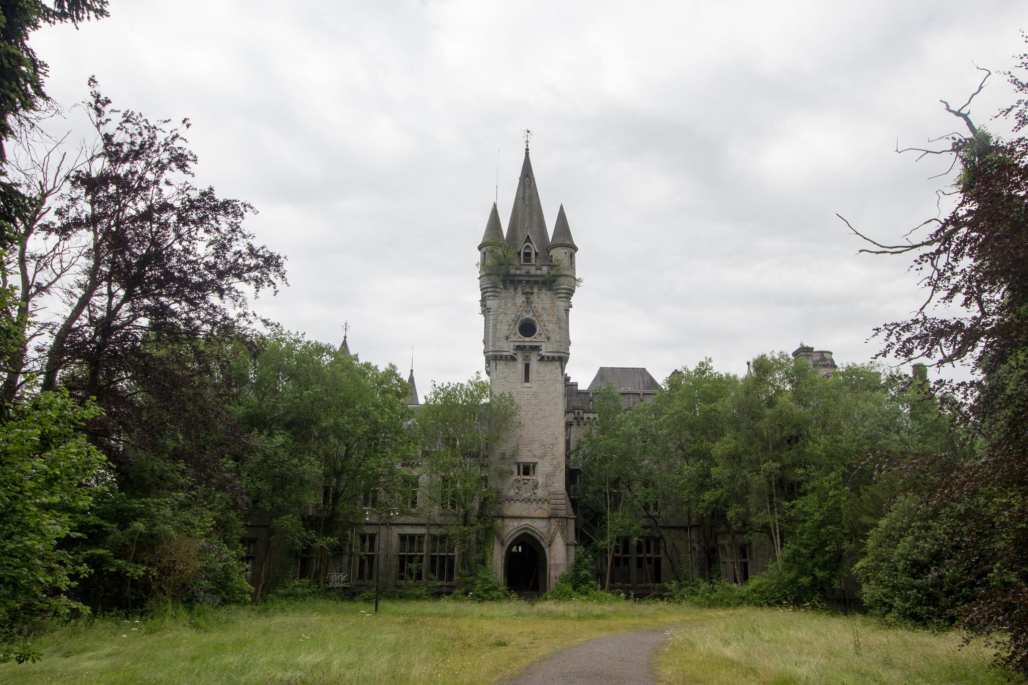 Castle Noisy, Belgium