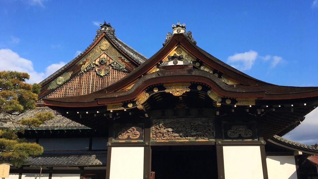 Photo of Nijo Castle (Nijo-jo) (20170112)