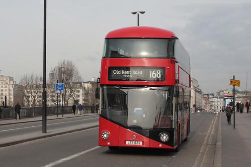 Metroline LT652 LTZ1652