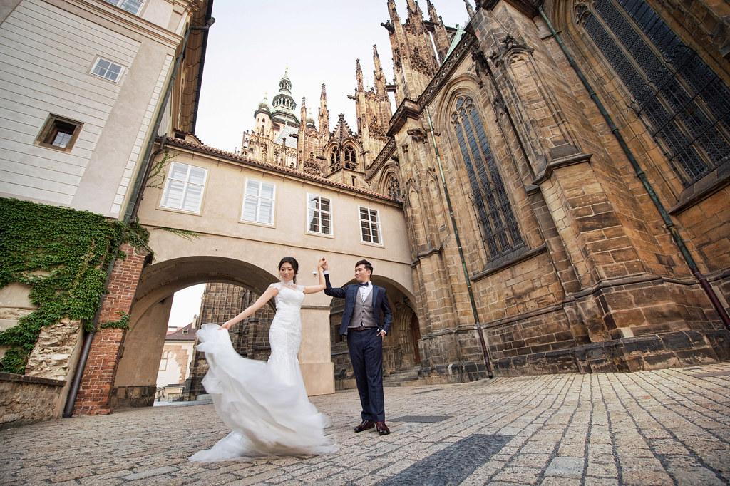 """""""布拉格婚紗,捷克婚紗,歐洲婚紗,歐洲拍婚紗,城堡婚紗,婚攝Mike,婚禮攝影,婚攝推薦,婚攝價格,海外婚紗,海外婚禮,風格攝影師,新秘Juin,wedding"""""""