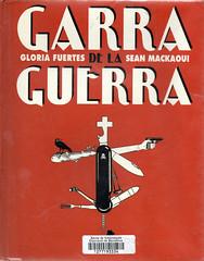 Gloria Fuertes, Garra de guerra
