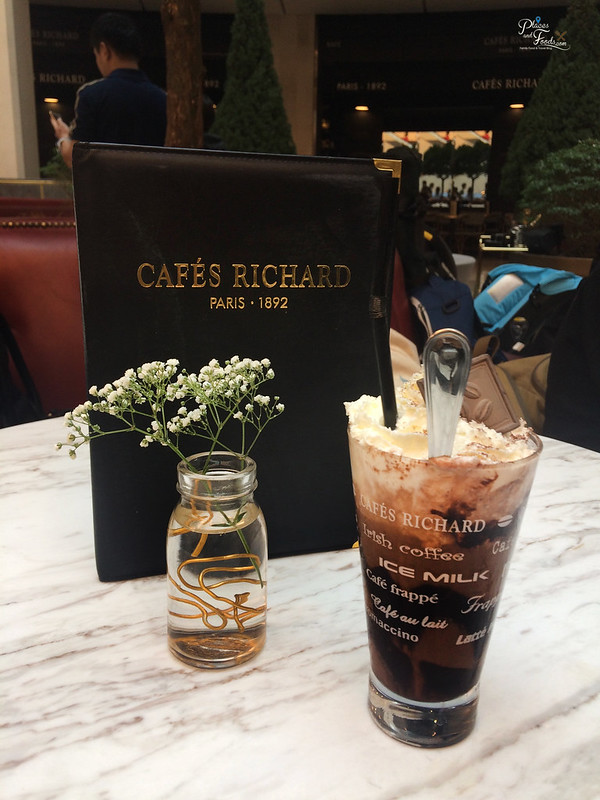 cafes richard iced coffee