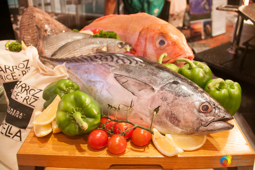 Sustainable Seafood Week 2017
