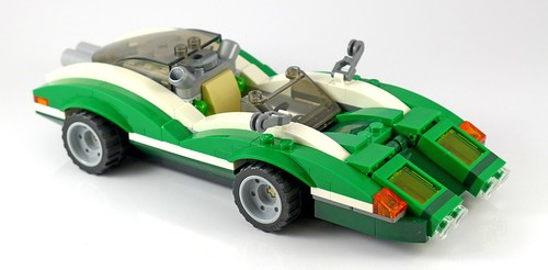 LEGO The Batman Movie 70903 The Riddler Riddle Racer 05