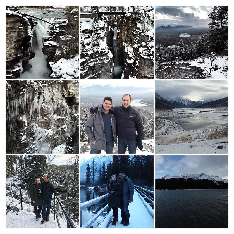 Jasper collage