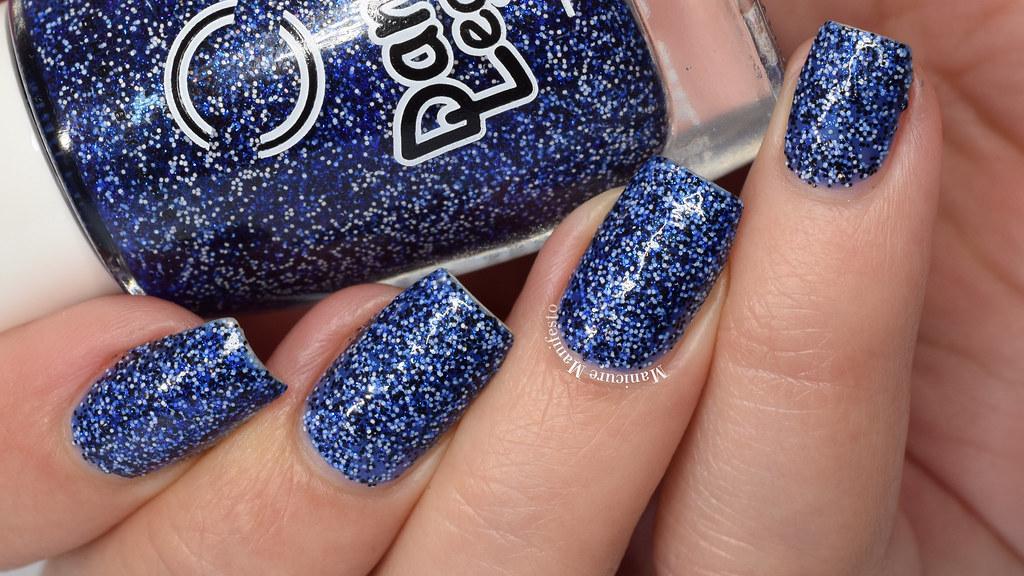 Dance Legend Caviar Shine Blue Regal