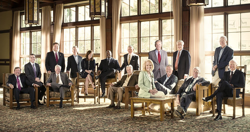 EDC legacy leaders
