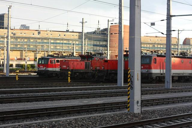 [177/365] ÖBB Stützpunkt | Wien Matzleinsdorfer Platz