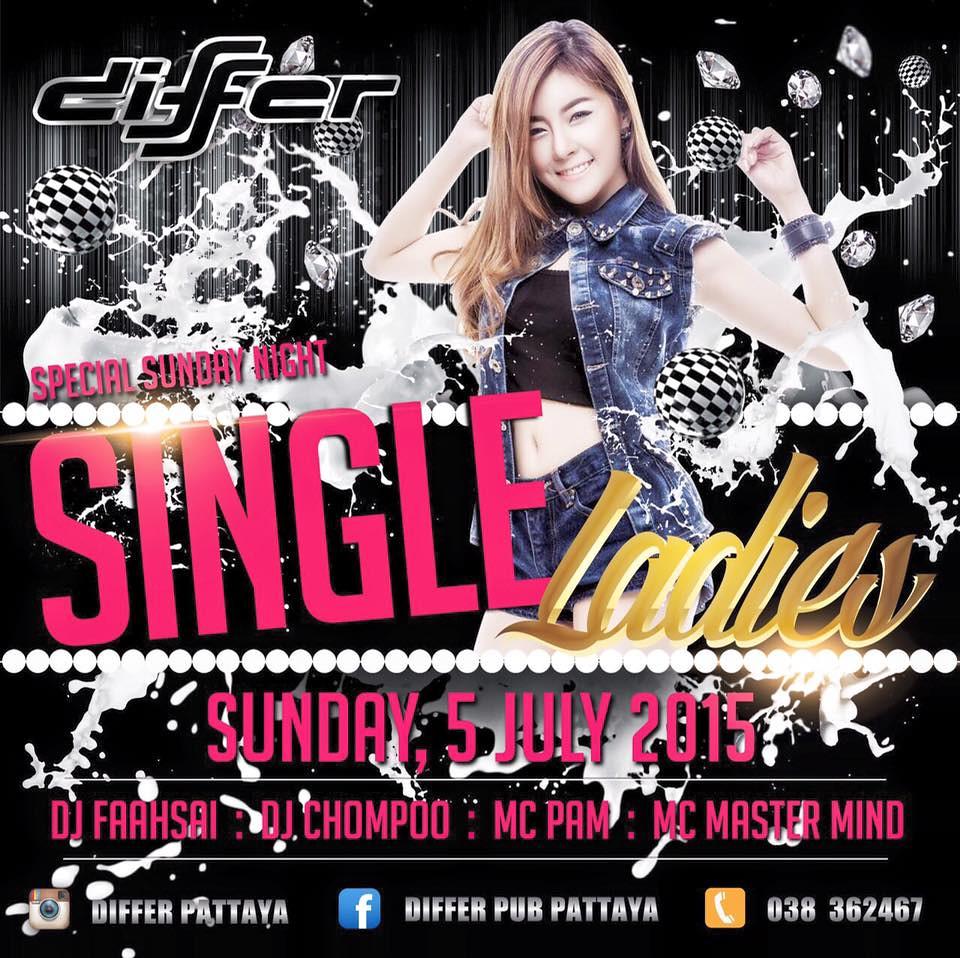 Pattaya single ladies