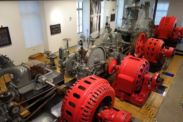 Museu Natural da Electricidade, Seia, Portugal