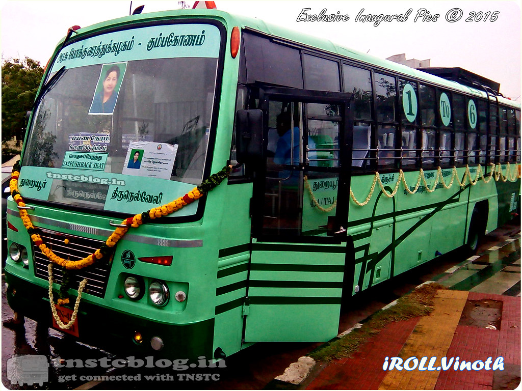 TN-45N-3731 SD of Thuraiyur Depot Thuraiyur Tirunelveli  1 to 6