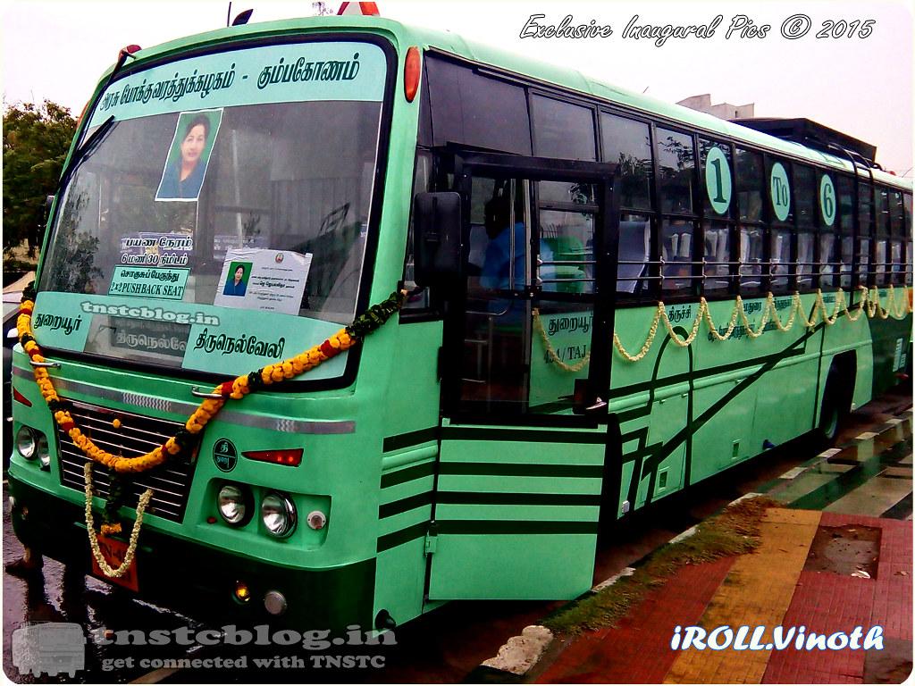 TN-45N-3731 SD of Thuraiyur Depot Thuraiyur Tirunelveli  1 to 6