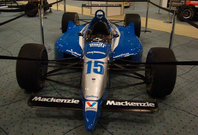 Scott Goodyear 1992 IndyCar