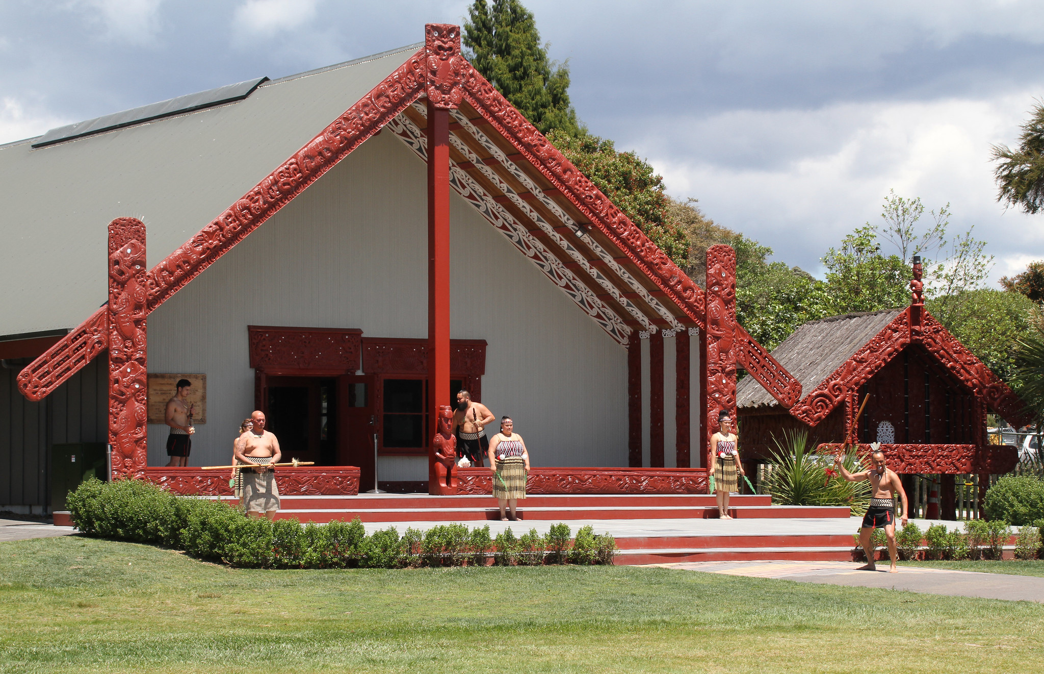 Meeting House Te Puia 1