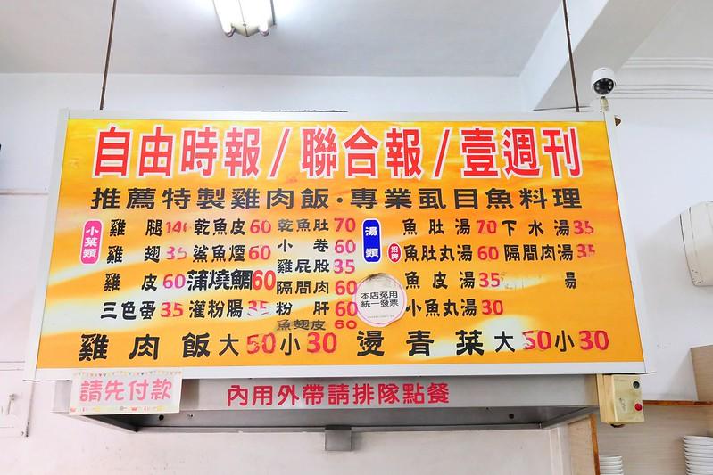 32199860291 22f6403d0a c - 小林雞肉飯:天天午晚餐客滿排隊 招標虱目魚魚肚丸湯好吃必點!