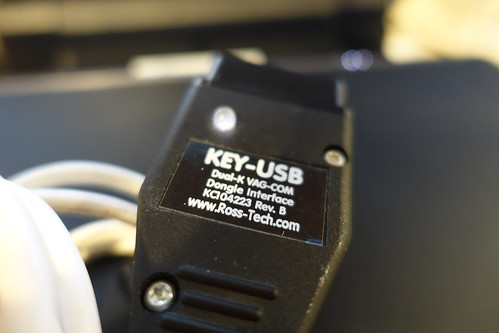For Sale: Ross Tech Key -USB VCDS Cable