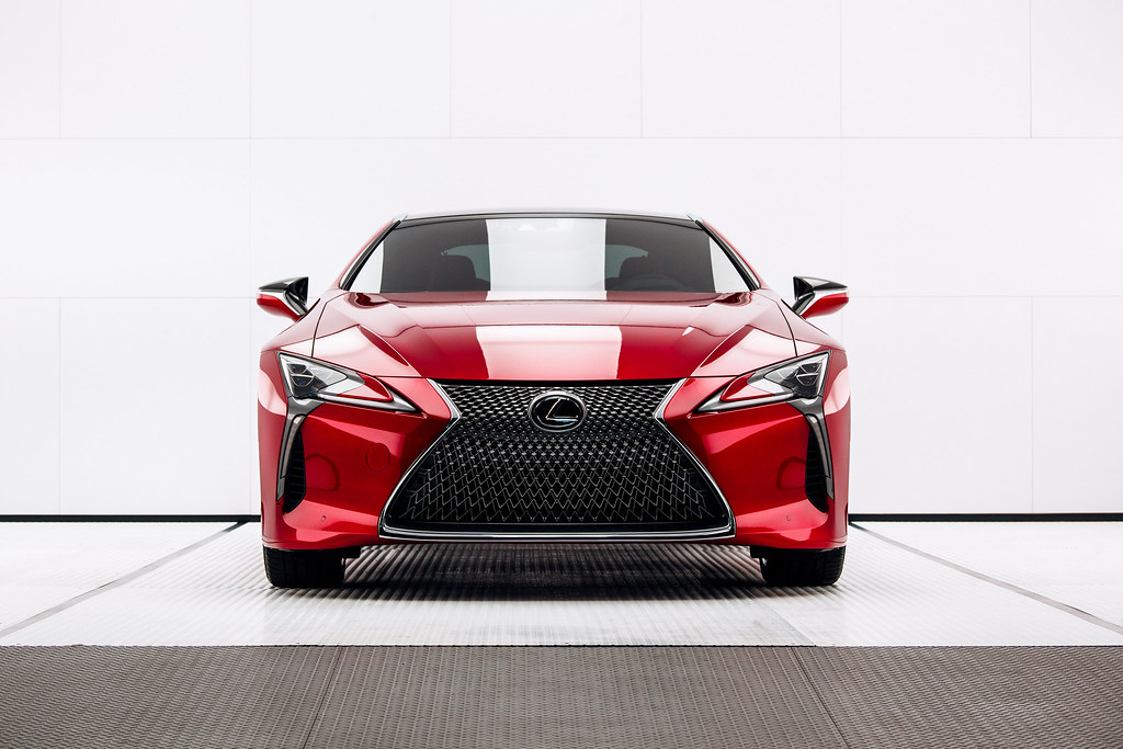 Lexus takes center stage in Super Bowl spot