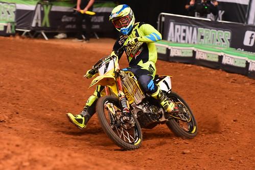 Thomas Ramette, Pro, Arenacross Tour, Birmingham 2017
