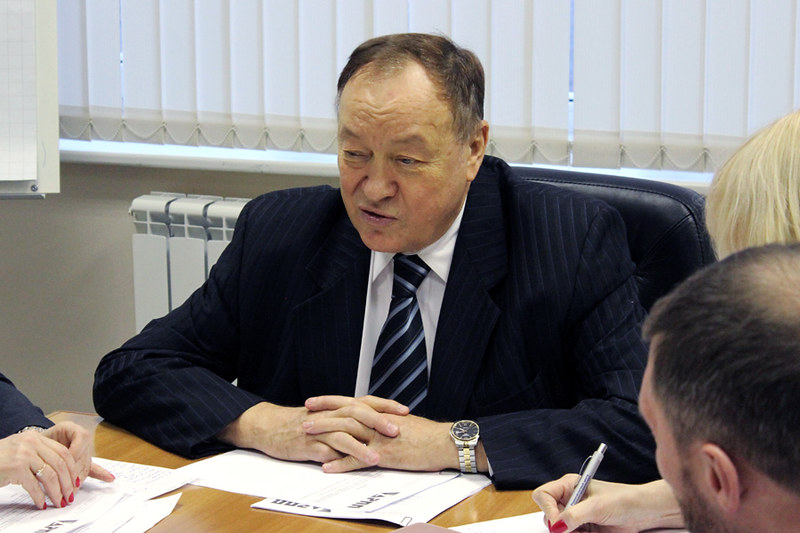 Александр Оськин, АРПП