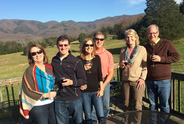 Blue Ridge Winery Tours