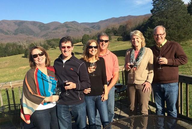 Blue Ridge Winery Tours