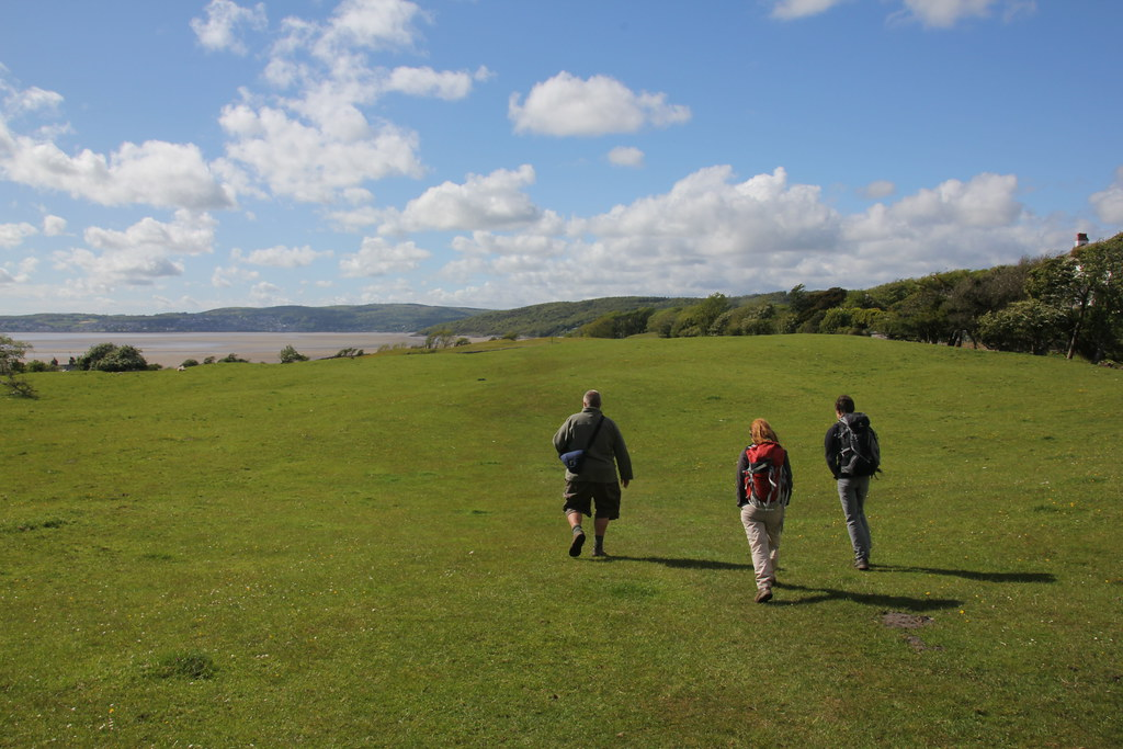 silverdale, woodwell, caves, the lots, roa island piel island, peel island, birkrigg common, pepper pot, eaves wood