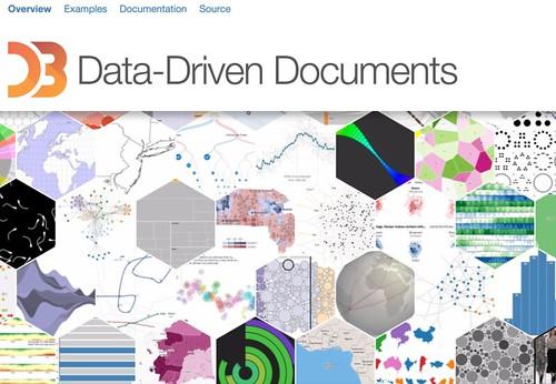 D3.js - Data-Driven Documents_j4g13