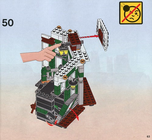 LEGO The Lone Ranger 79109 Colby City Showdown ins03