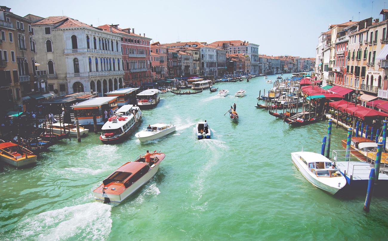 Venetië wordt door reisblog It's Travel O'Clock getipt als 1 van de 17 top-bestemmingen van 2017