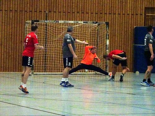 DJK SW Gelsenkirchen-Süd II 25:22 VfL Hüls II