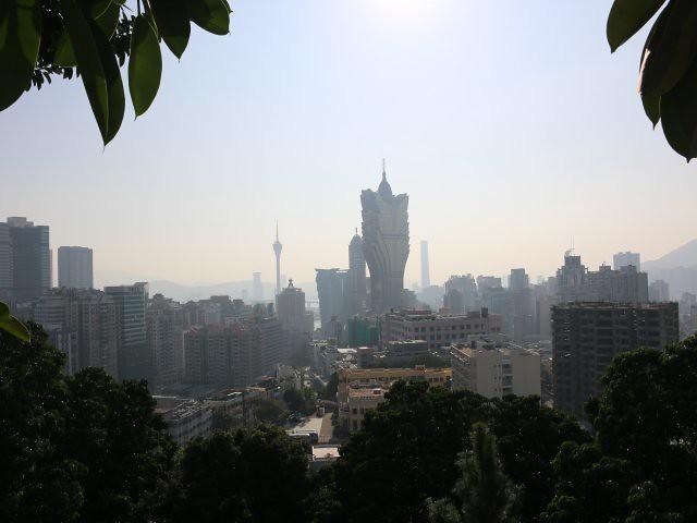 fortareaza guia 1 obiective turistice macao
