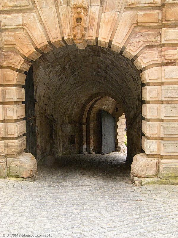 Rosenberg Festungstor