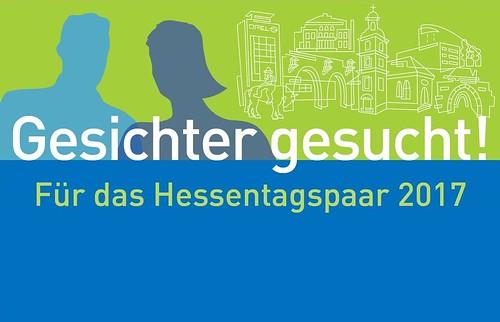 Gesichter gesucht: Hessentagspaar2017