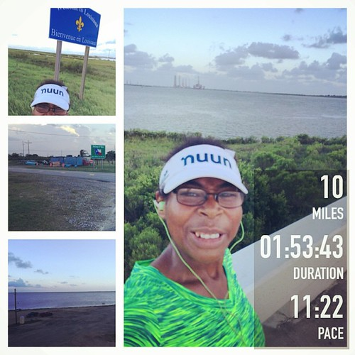 #running #fitsnap views from today's run. I did a bridge run for some hill training. It started off really hot and I got slowed down a bot. Was going for 13 but landed at 10 miles and I'll take it! Something is better than nothing. #fitfam #fitspo #fitnes