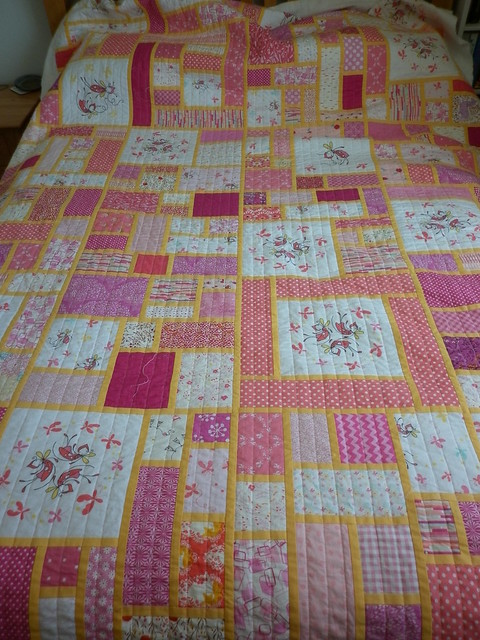 Quilted!
