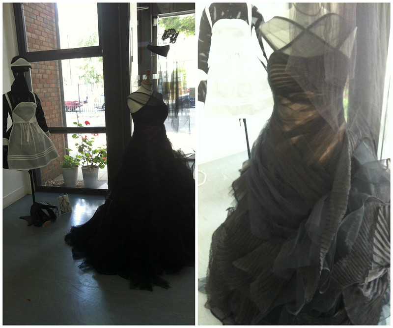 Wimbledon College of Arts Costume Design 1