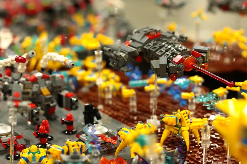 LEGO StarCraft: Terran 6