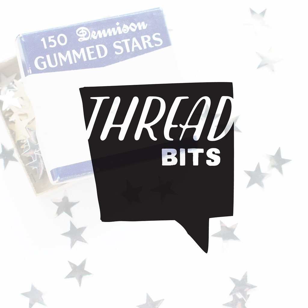 Thread Bits // Vintage Supplies